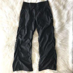 LULULEMON Black Street to Studio Pants | Size 6